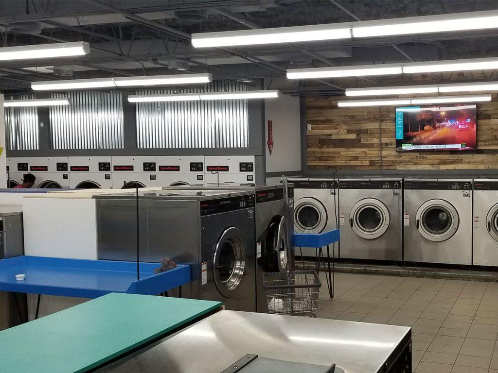 Busch Laundromat