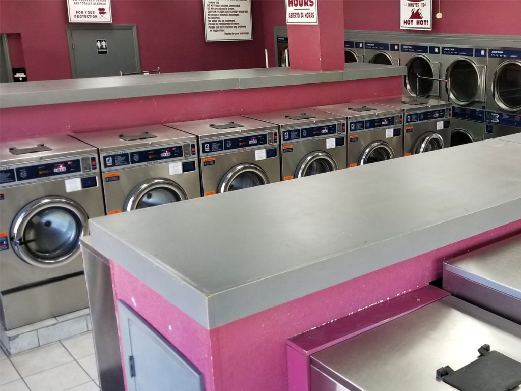 SUNCOAST LAUNDROMATS 905 E. 20th Ave Tampa, FL 33605