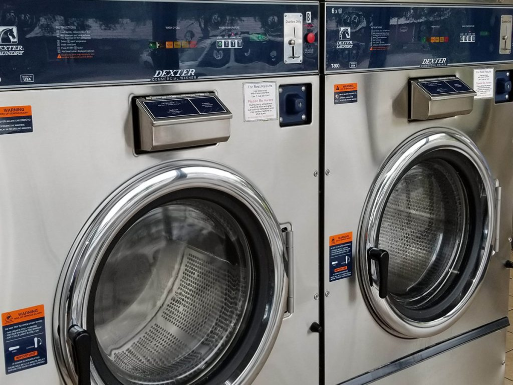 SUNCOAST LAUNDROMATS 5012 Central Avenue washers