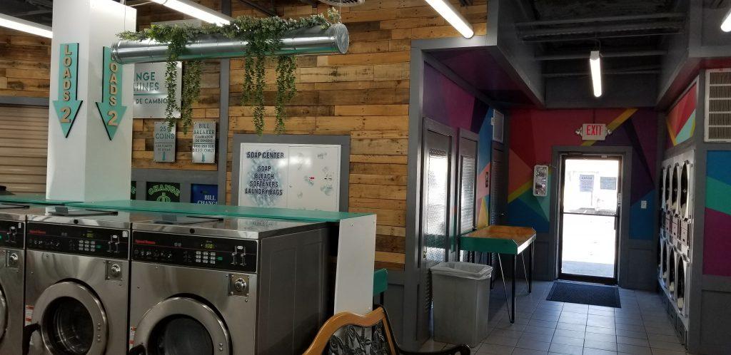 Busch Laundromat Tampa Florida